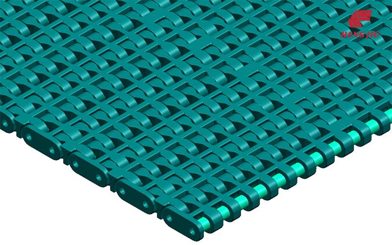 Plastic Flat Top Belt