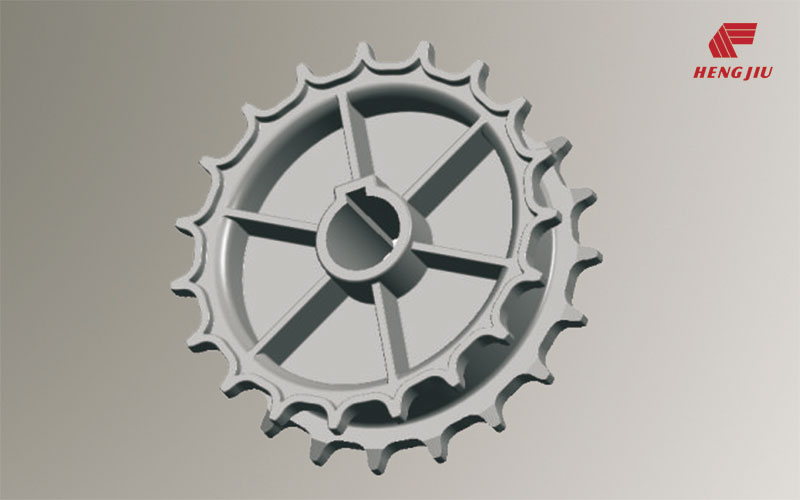 Plastic Sprockets & Accessories